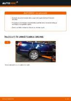 Cum se înlocuiesc arcurile suspensiei din spate a autovehiculului VW Passat Variant 3C5