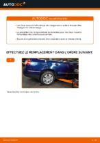 Comment remplacer les ressorts de suspension arrière sur une VW Passat Variant 3C5