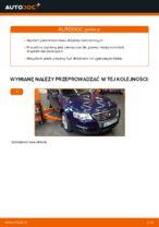 W jaki sposób wymienić końcówki drążków kierowniczych w VW Passat Variant 3C5