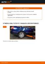 Ako vymeniť pružiny zadného zavesenia kolies na VW Passat Variant 3C5