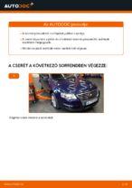 Tanulja meg hogyan oldja meg az VW Vezetőkar fej problémáját
