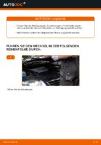 Wie Sie den Motorluftfilter am VW Passat Variant 3C5 ersetzen