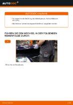 Wie Sie den Kraftstofffilter am VW Passat Variant 3C5 ersetzen