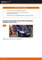 Beheben von Problemen mit VW Spurstangenkopf mit unserer Anweisung