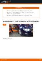 Wymiana Drążek skrętny VW PASSAT: instrukcja napraw
