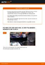Wie der Austausch der vorderen Bremsscheiben bei einem VW Passat Variant 3C5 funktioniert