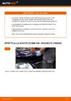 Come sostituire i dischi dei freni anteriori sulla VW Passat Variant 3C5