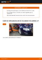 Hoe een koppelstang vooraan op een VW Passat Variant 3C5 vervangen