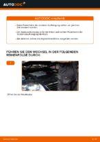 Wie ersetze ich ein vorderes Federbein beim VW Passat Variant 3C5