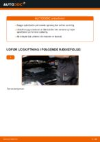 Hvordan man udskifter ophængsfjedre i for på VW Passat Variant 3C5