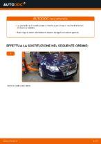 Cambiare Braccio Oscillante VW PASSAT: manuale tecnico d'officina