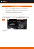 Ako vymeniť pružiny predného zavesenia kolies na VW Passat Variant 3C5