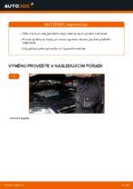 Jak vyměnit pružiny předního zavěšení kol na VW Passat Variant 3C5