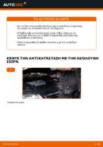 Αλλαγή Ανάρτηση VW PASSAT: δωρεάν pdf