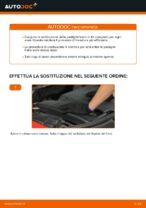 PDF manuale di sostituzione: Pasticche freni FORD MONDEO III Station wagon (BWY) posteriore e anteriore