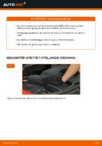 Bilmekanikers rekommendationer om att byta FORD Ford Mondeo bwy 2.0 TDCi Fjäderbenslagring