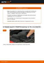 tylne i przednie Tarcza hamulcowa FORD MONDEO III kombi (BWY) | PDF poradnik wymiany