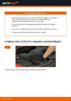 Ako vymeniť a regulovať Brzdový kotouč FORD MONDEO: sprievodca pdf