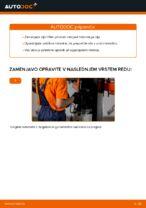 Zamenjavo Oljni filter: pdf navodila za FORD MONDEO