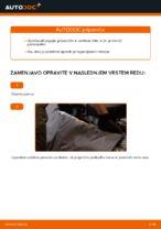 PDF priročnik za zamenjavo: Zracni filter FORD