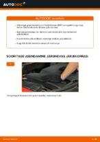 FORD MONDEO Piduriketas vahetus: tasuta pdf
