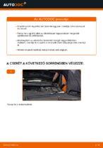 Műhely kézikönyv: Ford Mondeo mk3 Sedan