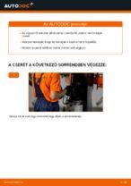 Cseréljünk Olajszűrő FORD MONDEO: felhasználói kézikönyv