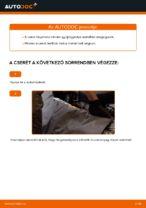 Cseréljünk Gyújtógyertya FORD MONDEO: felhasználói kézikönyv