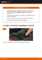 Műhely kézikönyv: Ford Escort VI Sedan