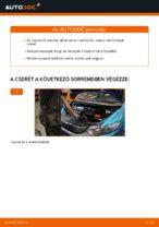 HONDA Olajszűrő cseréje csináld-magad - online útmutató pdf