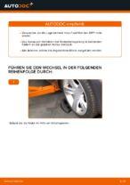 Wie Gummistreifen, Abgasanlage FORD MONDEO tauschen und einstellen: PDF-Tutorial