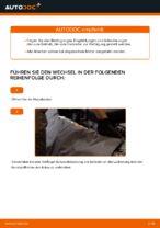 Auswechseln Motorluftfilter FORD MONDEO: PDF kostenlos