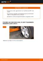 Einbau von Radlagersatz beim FORD MONDEO III Estate (BWY) - Schritt für Schritt Anweisung