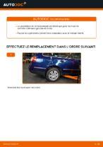 Comment remplacer un bras de suspension inférieur sur une suspension arrière indépendante sur une VW Passat Variant 3C5