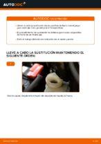 Cambio Taco de Motor delantero y trasero HONDA INSIGHT (ZE_): guía pdf