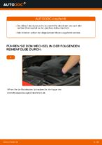 Wie Bremszange hinten links beim FORD MONDEO III Estate (BWY) wechseln - Handbuch online