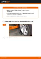 PDF Utasítás cseréje alkatrészek: MONDEO III Kombi (BWY)
