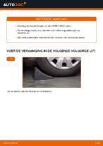 Hoe u de achterste stabilisatorkoppelstang van een BMW E90 kunt vervangen