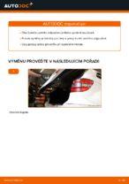 Jak vyměnit přední a zadní Tlumic perovani MERCEDES-BENZ udělej si sám - online návody pdf