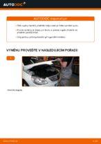 Výměna Tlumic perovani MERCEDES-BENZ B-CLASS: zdarma pdf