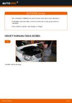 Automehāniķu ieteikumi MERCEDES-BENZ Mercedes W245 B 200 CDI 2.0 (245.208) Savienotājstienis nomaiņai