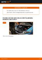 Tipps von Automechanikern zum Wechsel von HONDA Honda Insight ZE2/ZE3 1.3 Hybrid (ZE2) Bremsscheiben