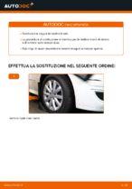 PDF manuale sulla manutenzione Classe B