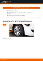 Laga Intercooler MERCEDES-BENZ B-CLASS: verkstadshandbok