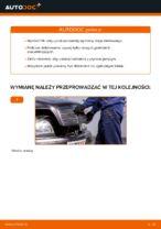 Jak wymienić olej silnikowy i filtr oleju w Mercedes W202