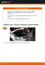 Výmena Brzdové Platničky MERCEDES-BENZ B-CLASS: dielenská príručka