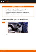 Jak vyměnit motorový olej a olejový filtr na Mercedes W202
