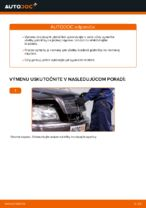 Vymeniť Brzdové doštičky MERCEDES-BENZ C-CLASS: zadarmo pdf