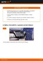 Jak vyměnit přední brzdové kotouče na vašem autě Mercedes W202