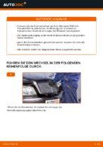 Schritt-für-Schritt-PDF-Tutorial zum Bremsscheiben-Austausch beim MERCEDES-BENZ C-CLASS (W202)
